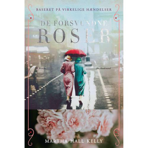 Image of   De forsvundne roser - Indbundet