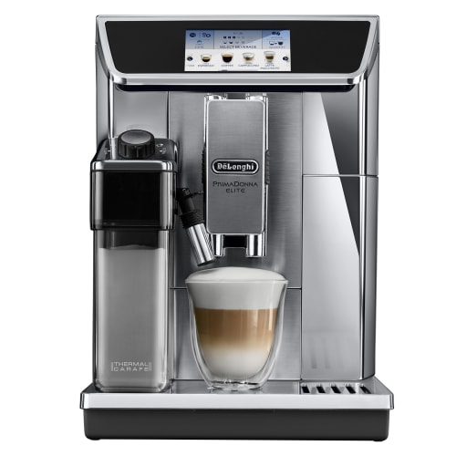 Delonghi Espressomaskine - Primadonna Elite Experience Ecam 650.85.ms