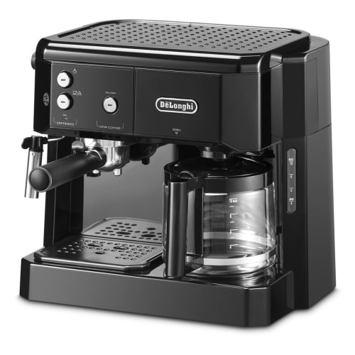 Delonghi Filterkaffe- Og Espressomaskine - Combi Bco411.b