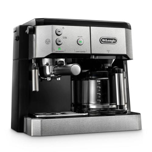 Delonghi  Fiterkaffe- Og Espressomaskine - Combi Bco421.s