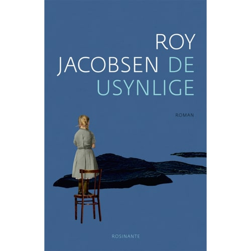 Image of   De usynlige - Ingrid fra Barrøy 1 - Hæftet