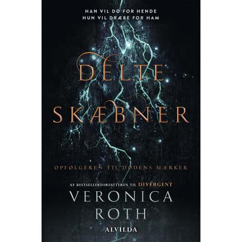 Image of   Delte skæbner - Dødens mærker 2 - Paperback