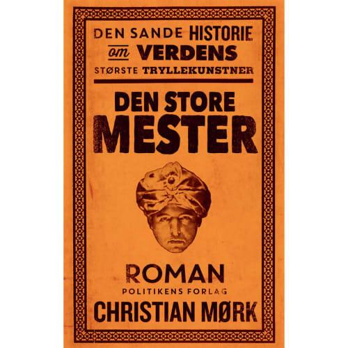 Image of   Den store mester - Indbundet