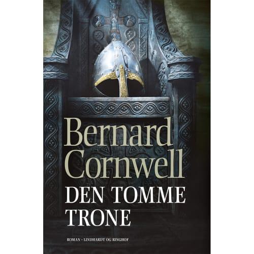 Image of   Den tomme trone - saksenes fortællinger 8 - Paperback