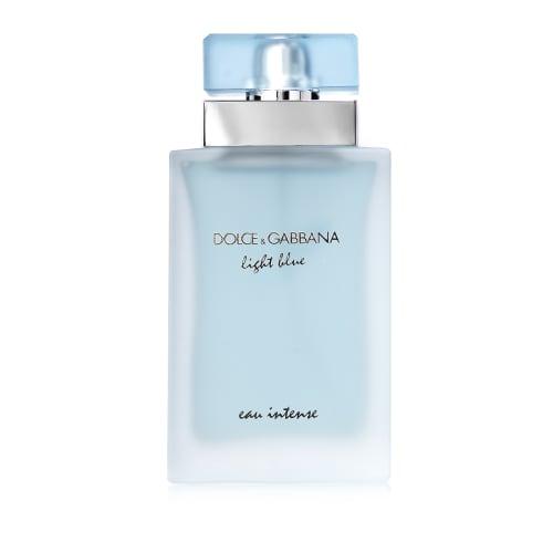 Image of   Dolce & Gabbana Light Blue Eau Intense Pour Femme EdP - 50 ml