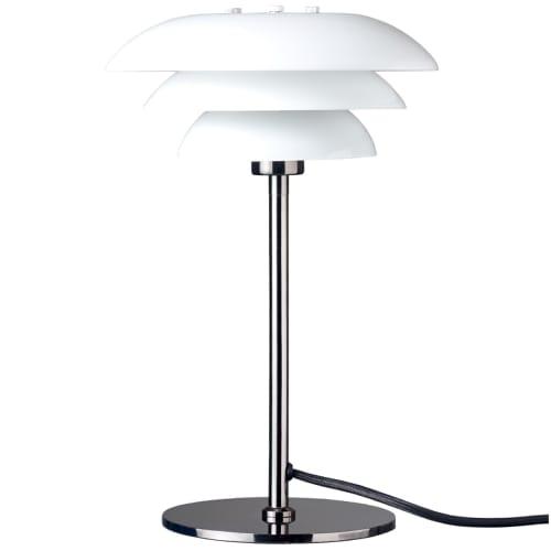 Image of   DybergLarsen bordlampe - DL20 - Opalglas