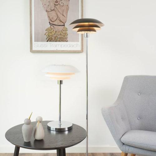 Image of   DybergLarsen bordlampe - DL31 - Mathvid/krom