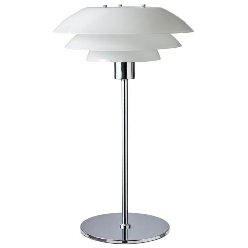 Image of   DybergLarsen bordlampe - DL31 - Opalglas