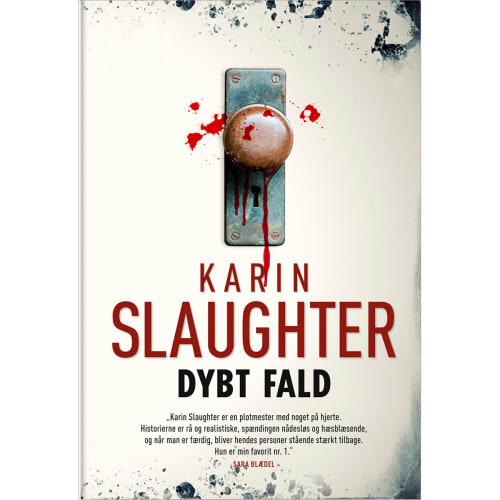Image of   Dybt fald - Will Trent & Sara Linton 3 - Paperback