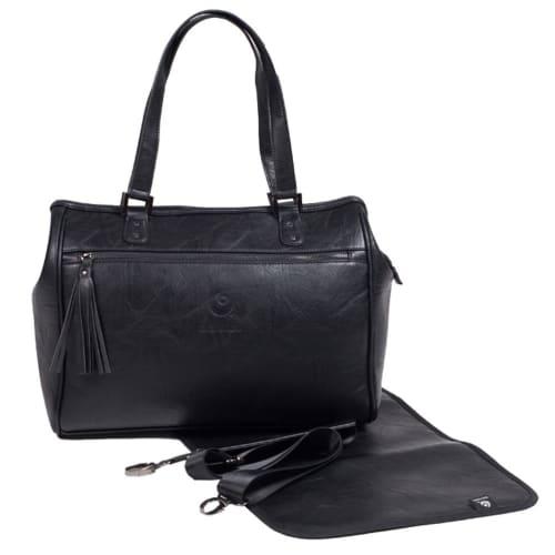 Easygrow pusletaske - Mama Bag SE - Sort