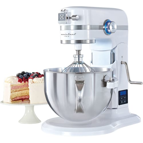 Electrolux Køkkenmaskine - Assistentpro Ekm6100 - Hvid