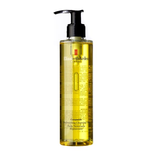 Image of   Elizabeth Arden Ceramide Replenishing Cleansing Oil - 195 ml
