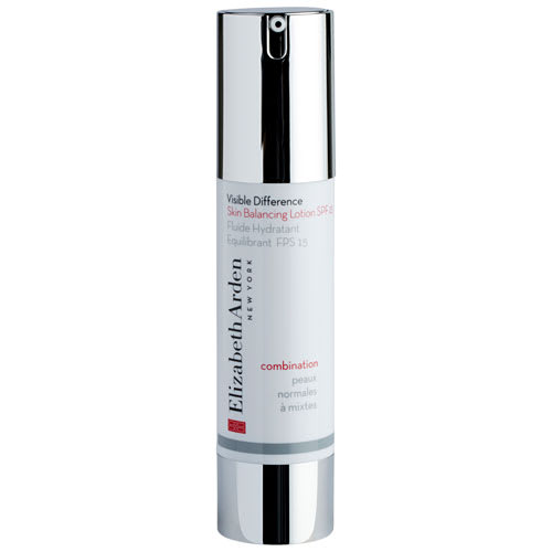 Image of   Elizabeth Arden Visible Difference Skin Balancing Lotion SPF 15