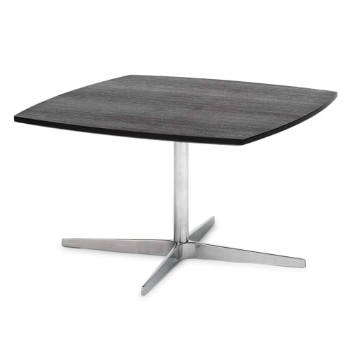 Erik Bagger sofabord - City Table - Krom/sort