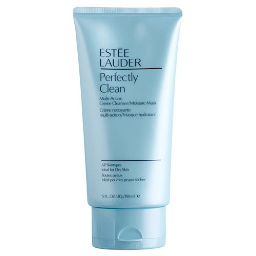 Image of   Estée Lauder Perfectly Clean Multi-Action Creme Cleanser/Moisture Mask