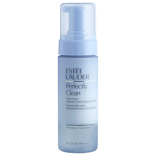 Image of   Estée Lauder Perfectly CleanTriple-Action Cleanser/Toner - 150 ml