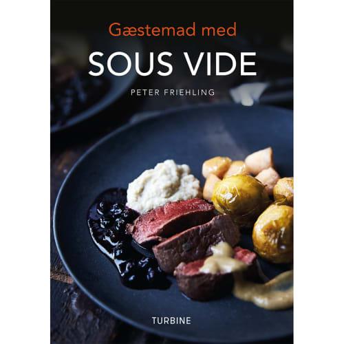 Gæstemad Med Sous Vide - Hardback