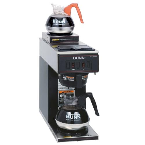 Image of   H. W. Larsen kaffemaskine - Bunn