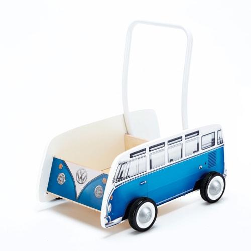 Hape gåvogn - Volkswagen - Blå