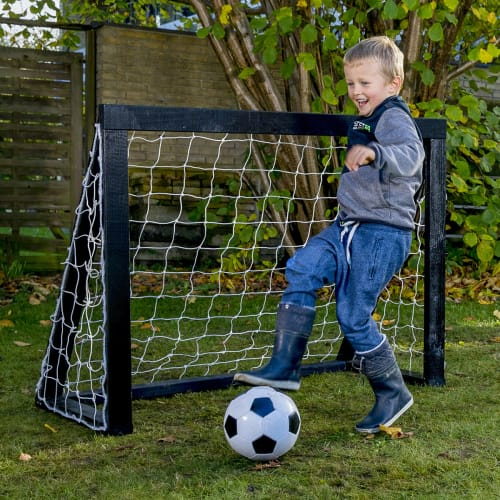 Homegoal fodboldmål - Pro Micro - Sort