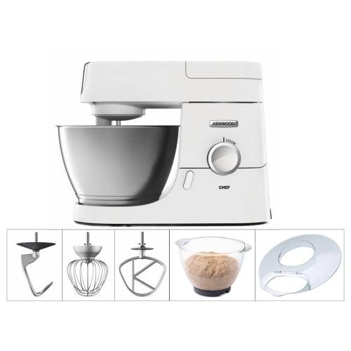 Kenwood Køkkenmaskine - Chef - Kvc3103w