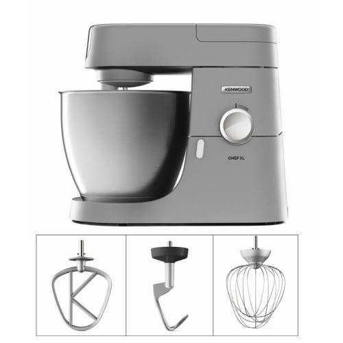 Kenwood Køkkenmaskine - Chef Xl - Kvl4100s