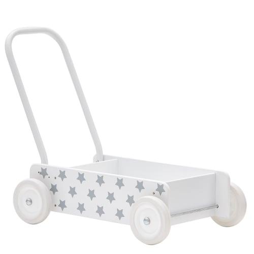 Kids Concept gåvogn - Hvid