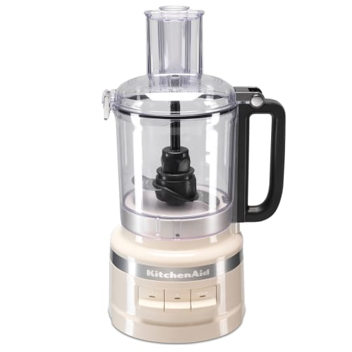 Kitchenaid Foodprocessor - 9 Cup - Creme