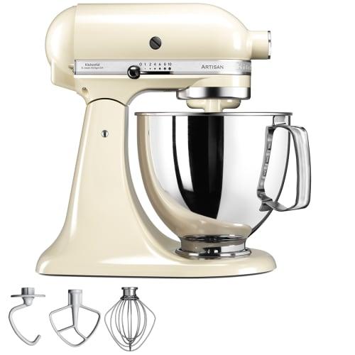 Kitchenaid Køkkenmaskine - Artisan - Creme
