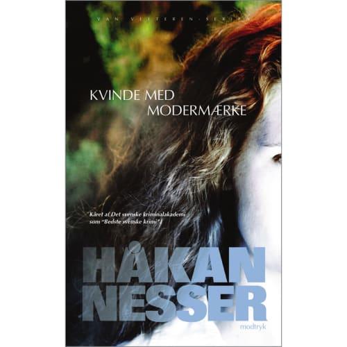 Image of   Kvinde med modermærke - Van Veeteren 4 - Paperback