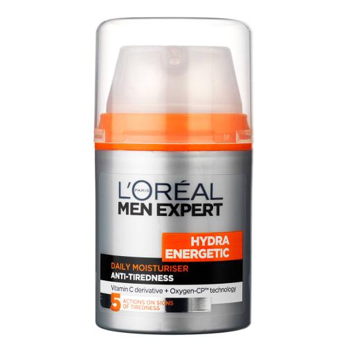 Image of   LOréal Paris Men Expert Hydra Energetic Daily Moisturiser - 50 ml
