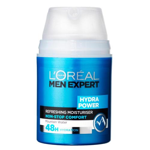 Image of   LOréal Paris Men Expert Hydra Power Moisturiser - 50 ml