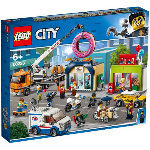 Image of   LEGO City Åbning af doughnutbutikken