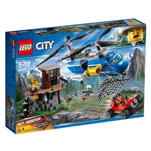Image of   LEGO City Anholdelse på bjerget