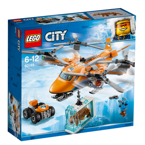 Image of   LEGO City Arktisk istransporter