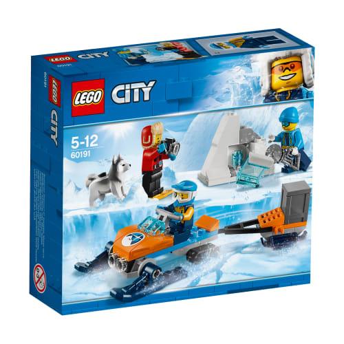 Image of   LEGO City Arktisk polarforsker