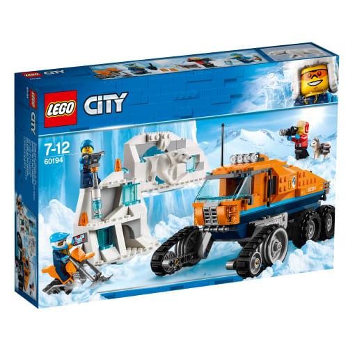 Image of   LEGO City Arktisk spejderfartøj