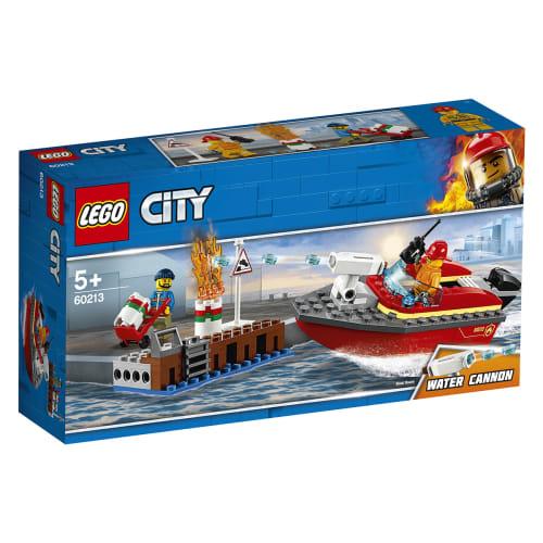Image of   LEGO City Brand på havnen