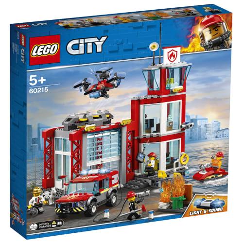 Image of   LEGO City brandstation
