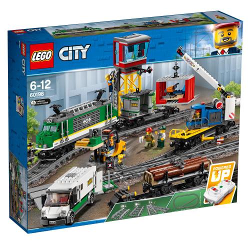 Image of   LEGO City Godstog