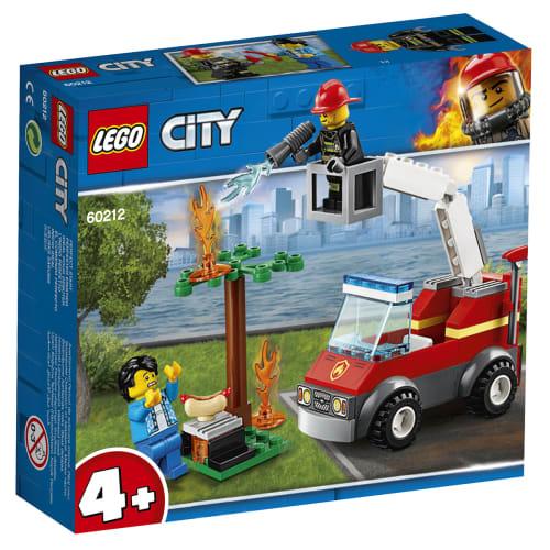 Image of   LEGO City Grillbrand