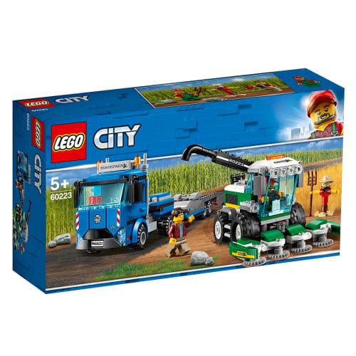 Image of   LEGO City Grønthøstertransport