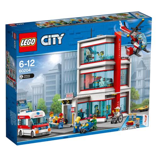 Image of   LEGO City hospital
