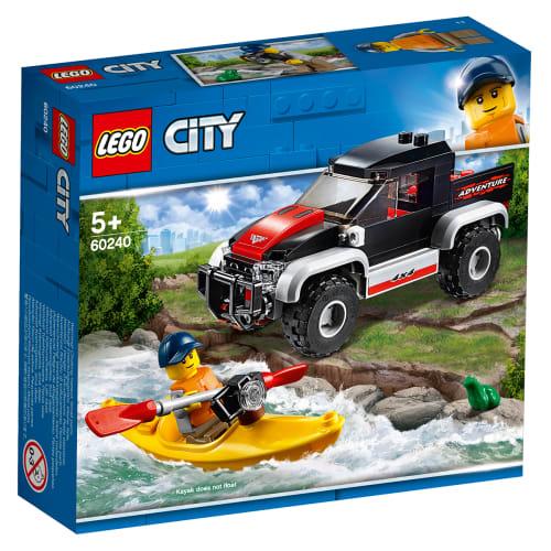 Image of   LEGO City Kajakeventyr