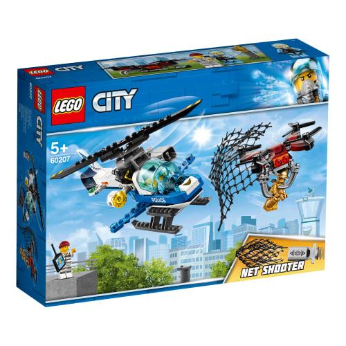 Image of   LEGO City Luftpolitiets dronejagt