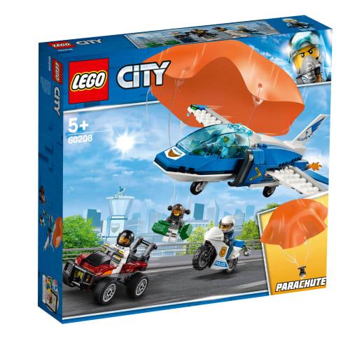 Image of   LEGO City Luftpolitiets faldskærmsanholdelse