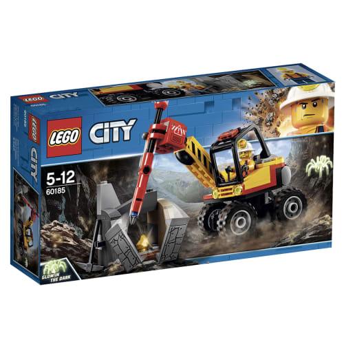 Image of   LEGO City Mining Mineknuser