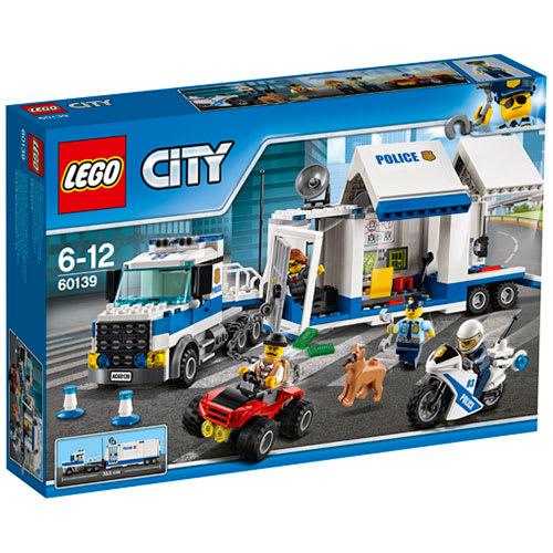 Image of   LEGO City Mobil kommandocentral