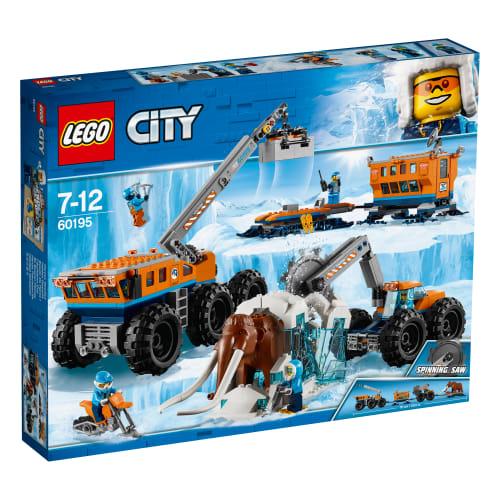 Image of   LEGO City Mobil polarforskningsbase