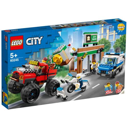 Image of   LEGO City Monstertruck-kup